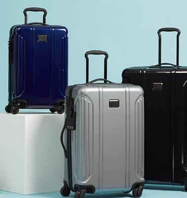 40% Off Vapor Lite Luggage Collection @ Tumi