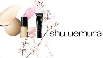 Free Shipping on all Best-Sellers at @ Shu Uemura
