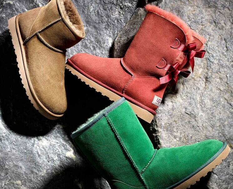 Up to 63% Off UGG Australia Shoes @ Nordstrom Rack