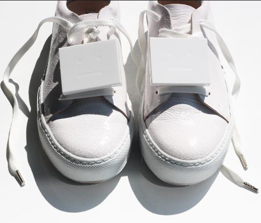 From $230 Acne Studios Adriana Sneakers @ SSENSE