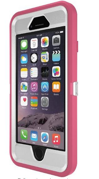 OtterBox DEFENDER iPhone 6/6s Case - Frustration-Free Packaging