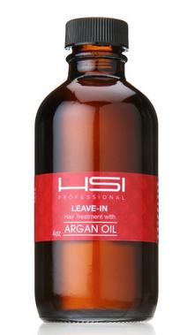 $11.21 HSI Professional Argan Oil Leave-in Conditioner, 4 Ounce