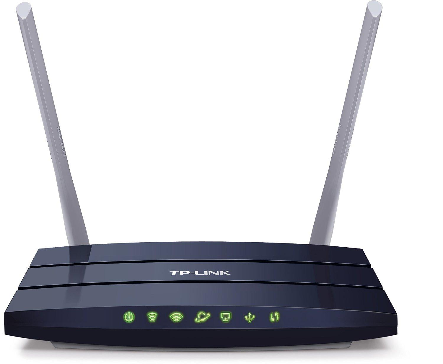 TP-LINK AC1200 Wireless Dual-Band Wi-Fi Router, 5GHz 867Mbps + 2.4GHz 300Mbps (Archer C50)