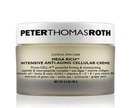 MEGA-RICH™ INTENSIVE ANTI-AGING CELLULAR CRÈME @Peter Thomas Roth