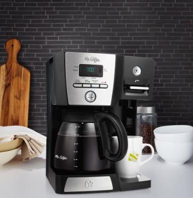 Mr. Coffee BVMC-DMX85 12-Cup Programmable Coffeemaker
