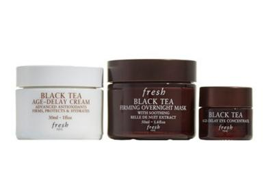 $90 Fresh Black Tea Skincare Favorites set @ Nordstrom