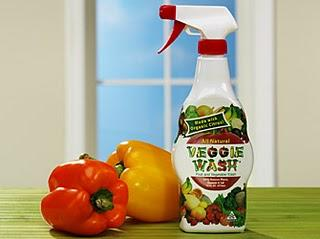 $5.09 Veggie Wash Natural Fruit & Vegetable Wash, 16-Ounce Spray