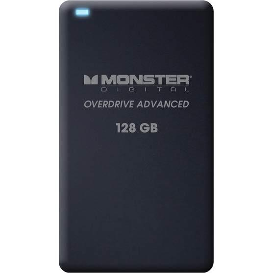 128GB Monster Ext SSD Overdrive Advanced