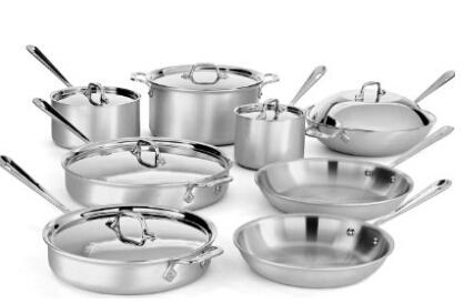 Up to 69% Off All-Clad Cookware Sets @ Amazon.com