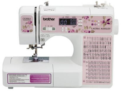 Up to 25% Off Limited Edition Laura Ashley Sewing & Quilting Machine @ Amazon.com