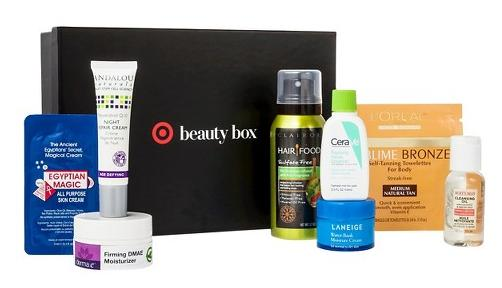 $10 Target May Beauty Box