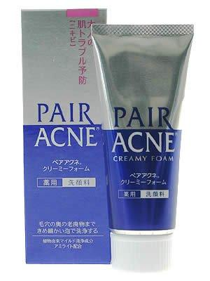 $14.99 Lion PAIR ACNE Creamy Foam Facial Washing Foam 80g