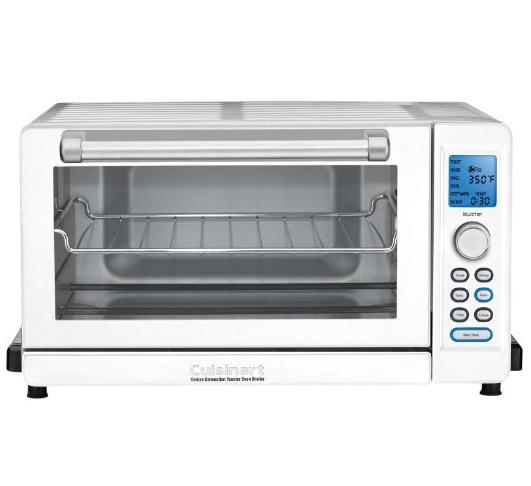 $119.99 Cuisinart TOB-135 Deluxe Convection Toaster Oven Broiler