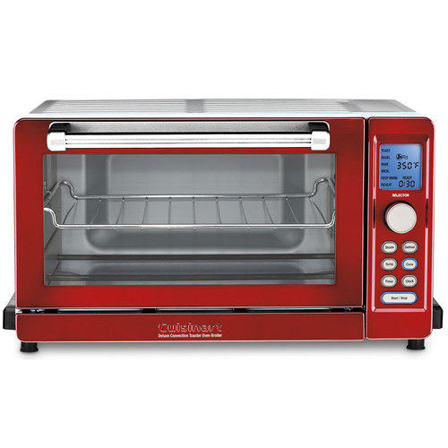 $89.99 Cuisinart TOB-135 Deluxe Convection Toaster Oven Broiler