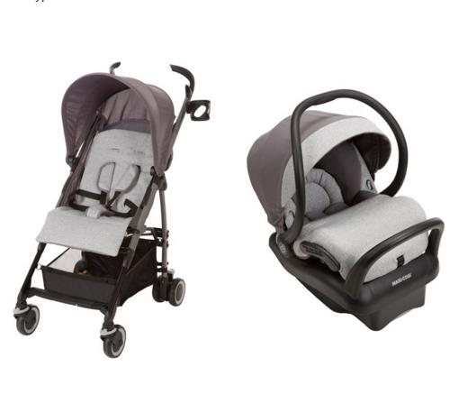 25% Off Maxi Cosi Sweater Knit Special Edition Car Seats & Stroller On Sale @ Nordstrom