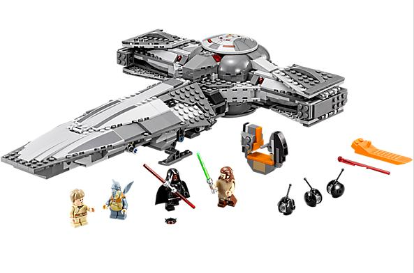 Extra 20% Off+Free Gift Star Wars LEGO Sale