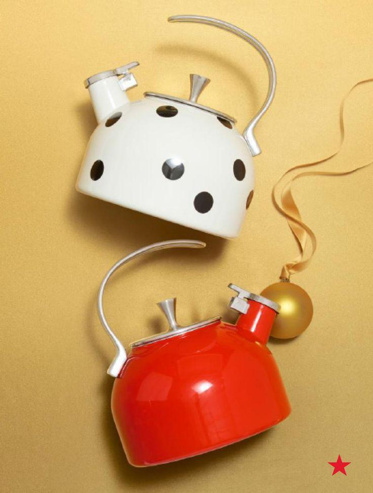 $33.5 kate spade new york 'all in good taste' tea kettle On Sale @