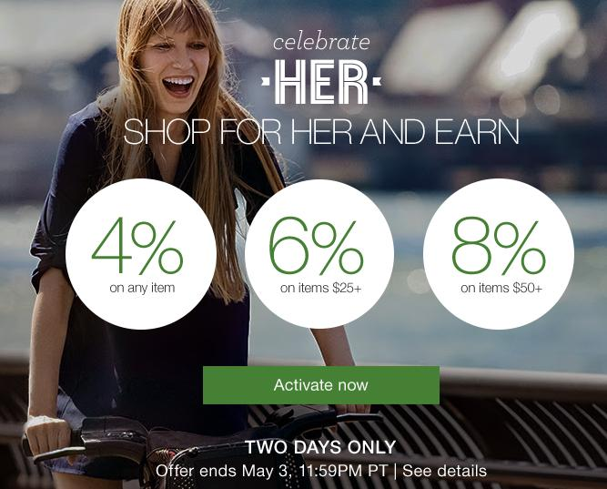 Most people are targeted! 4x eBay Bucks with $50 Purchase @ eBay