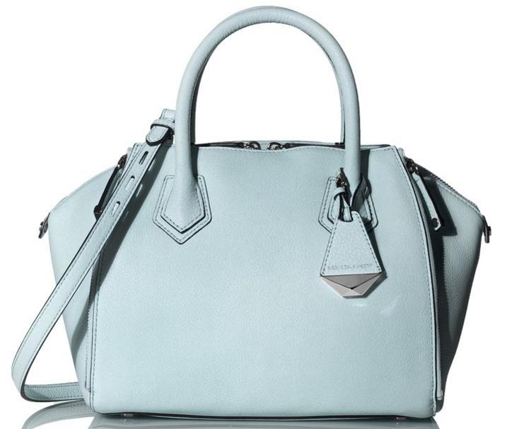 Rebecca Minkoff Mini Perry Satchel Shoulder Bag @ Amazon