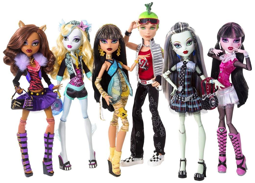 From $4.89 New from Monster High! Boo York Boo York!