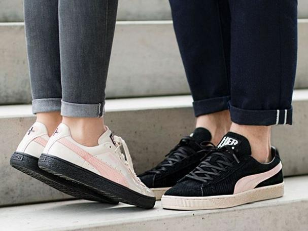 $100 His & Her Valentine Sneakers @ PUMA