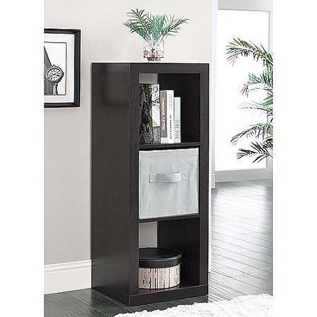 Better Homes and Gardens 3-Cube Organizer, 3 Colors
