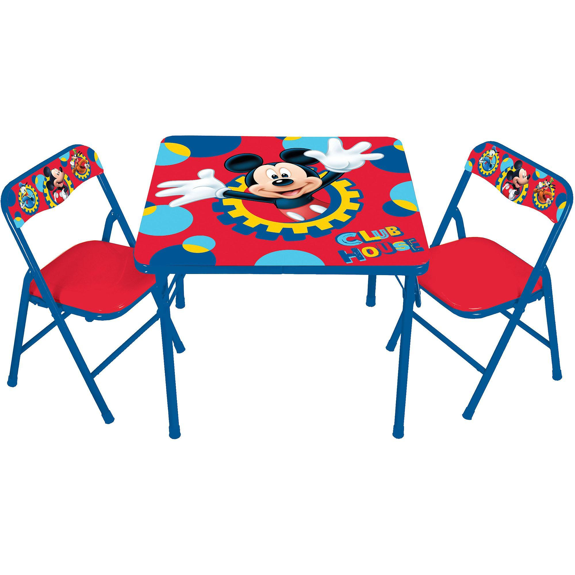 Disney Mickey Mouse Clubhouse Capers Activity Table Set