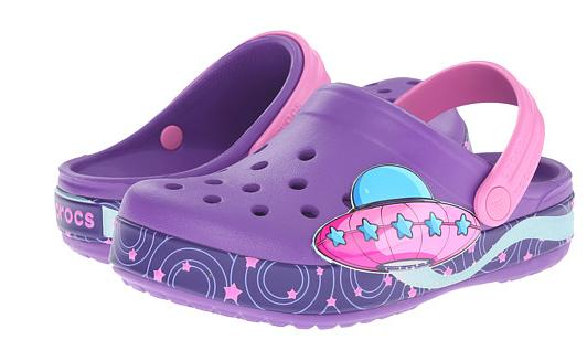 Crocs Kids Crocband Galactic Clog (Toddler/Little Kid)