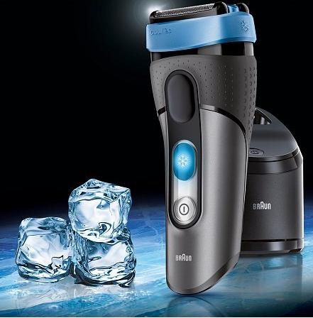 Braun CT2s CoolTec Electric Shaver