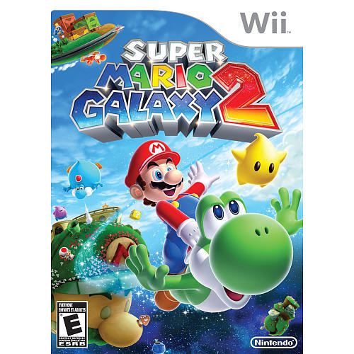 Super Mario Galaxy 2 for Nintendo Wii