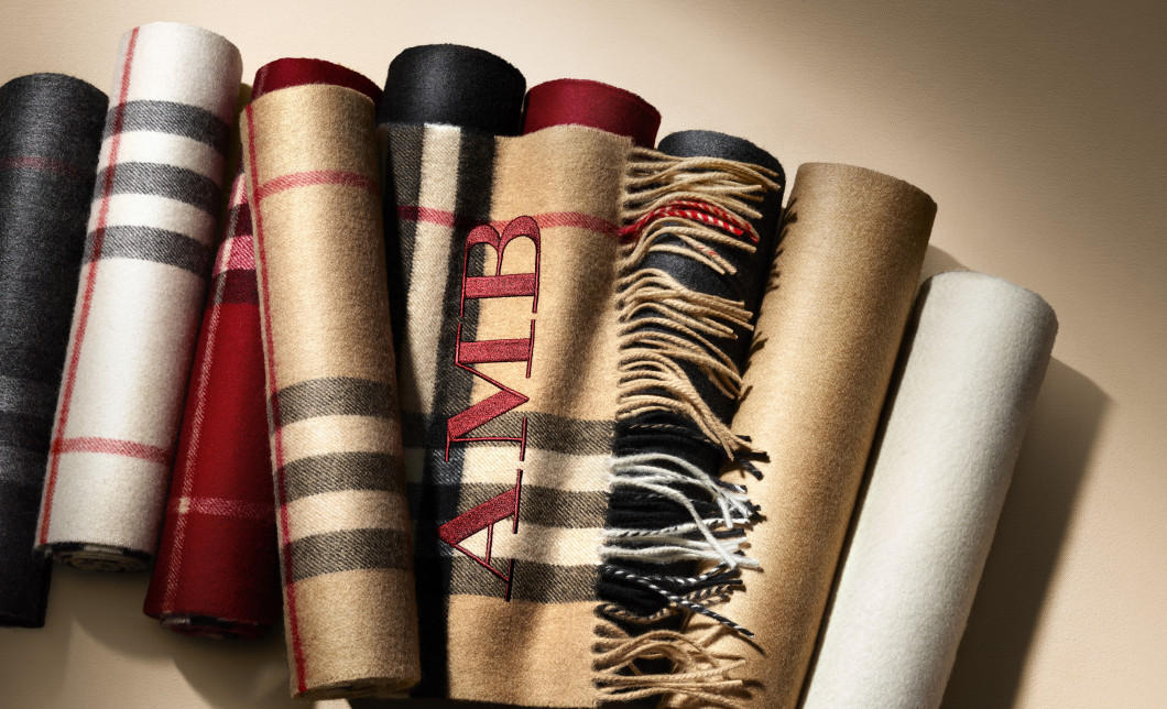 Up to 40% Off Burberry Scarf Sale @ Saks Fifth Ave
