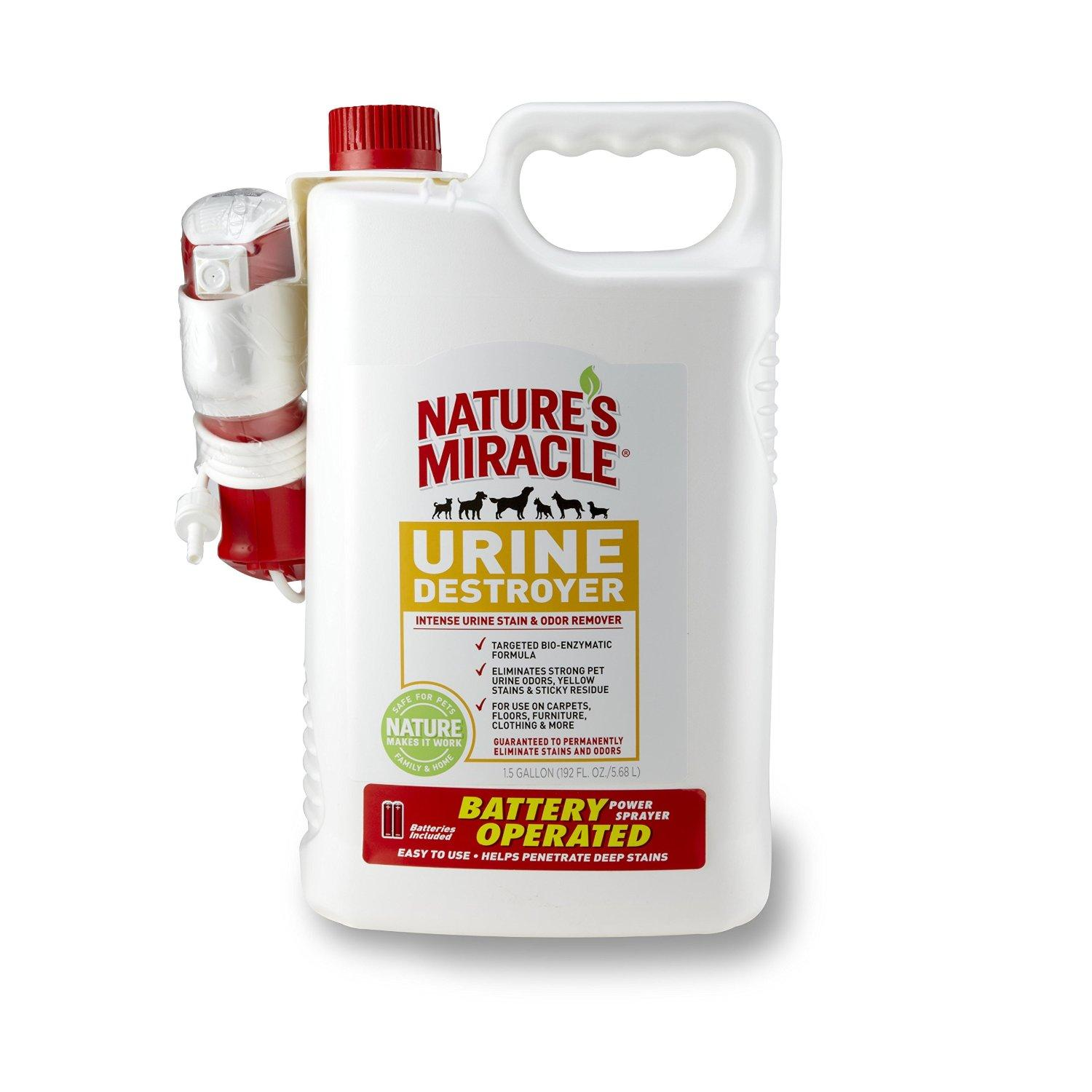 Nature's Miracle Original Stain & Odor Remover, 32oz