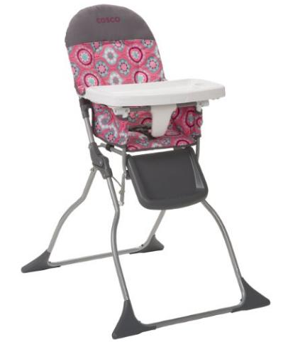 Cosco Simple Fold High Chair @ Amazon