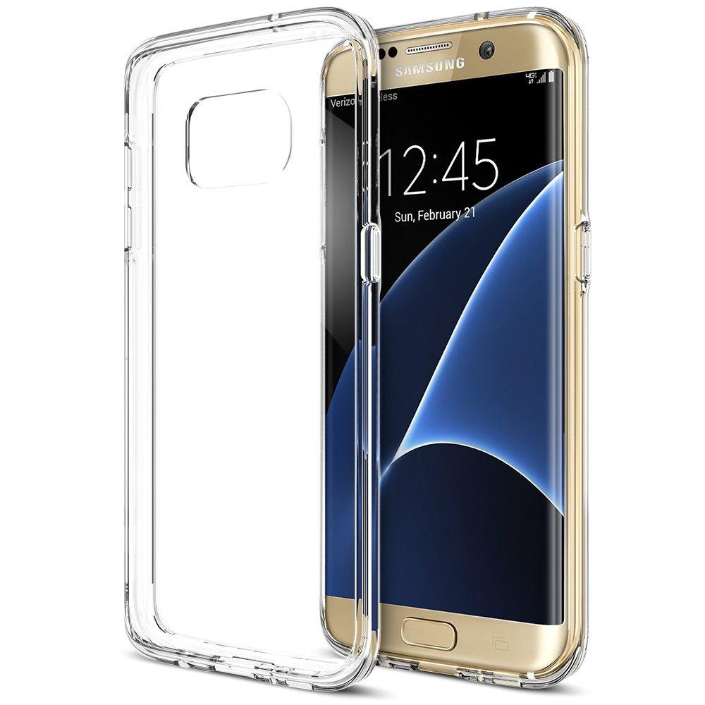 Trianium for Samsung Galaxy S7 Edge Clear Case
