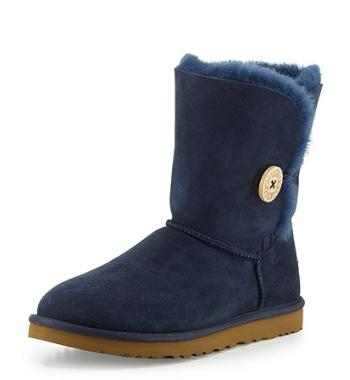 UGG Bailey Button Short Boot
