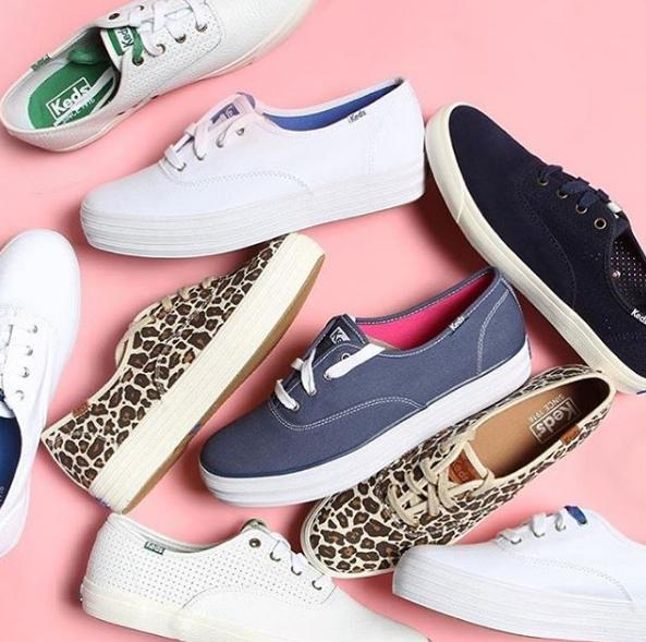 10% Off Keds Orders Over $100 @ Keds