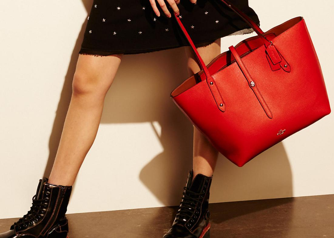 $243.7 MARKET tote On Sale @ Coach