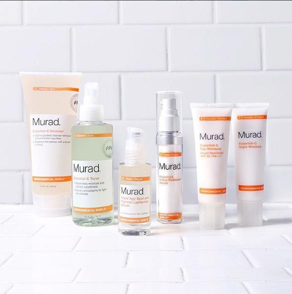 FREE Gift ($40 value)with any $80+ purchase @Murad Skin Care