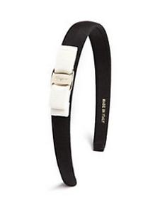 $180 Salvatore Ferragamo Headband @ Saks Fifth Avenue