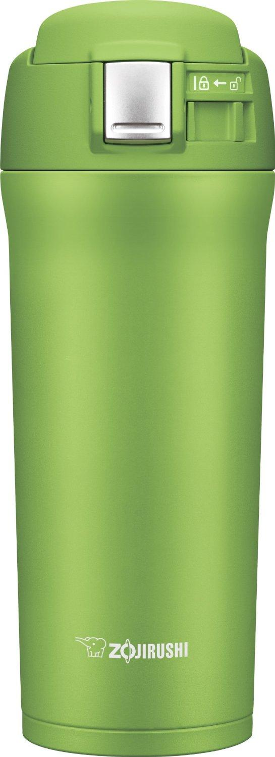 Zojirushi SM-YAE48GA Travel Mug, 16 oz, Lime Green