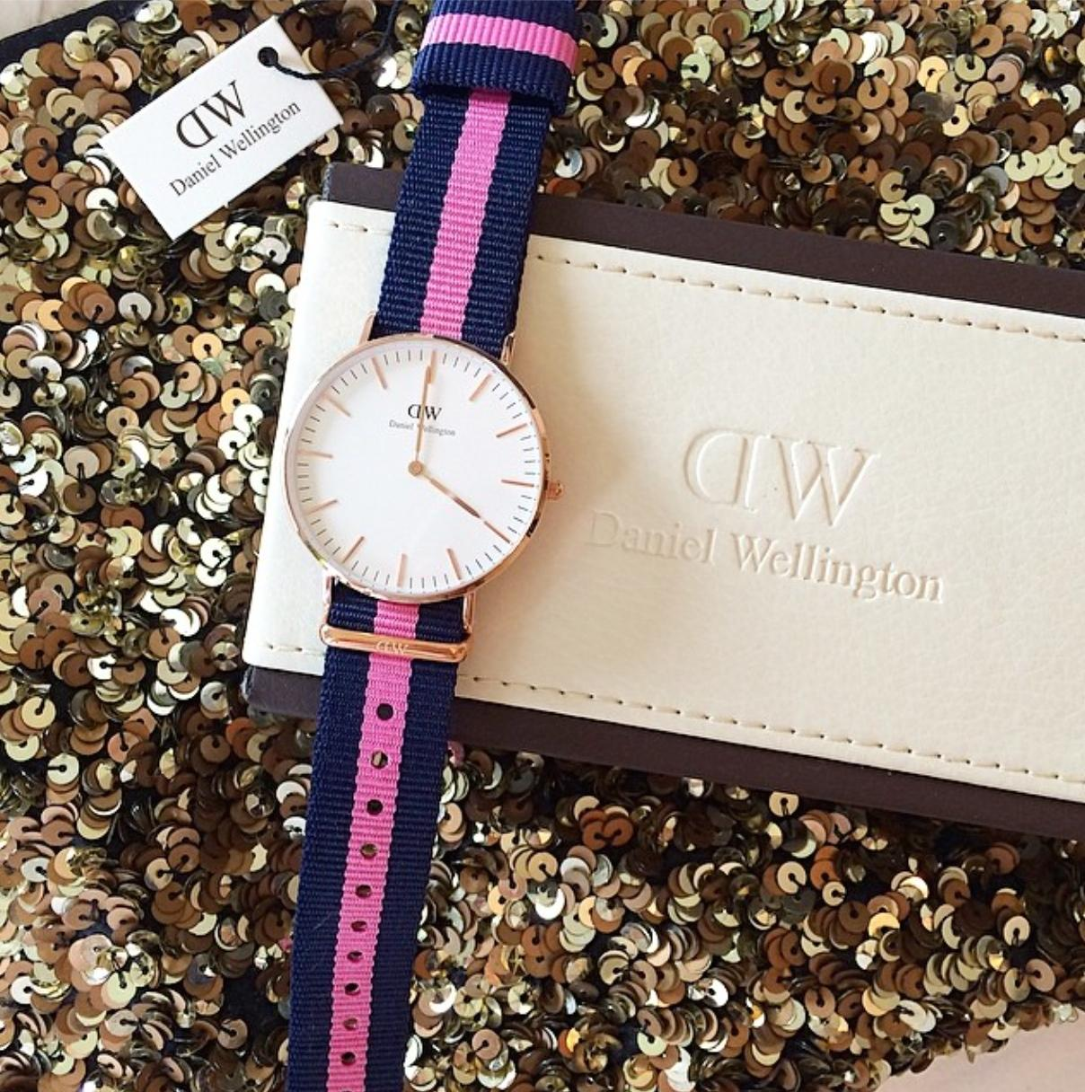 Up to 60% Off Select Daniel Wellington Watches @ Amazon.com