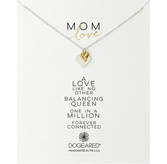 Up to 47% Off Mother's Day Dogeared Jewelry Gifts + Free One-Day Ship @ Amazon.com