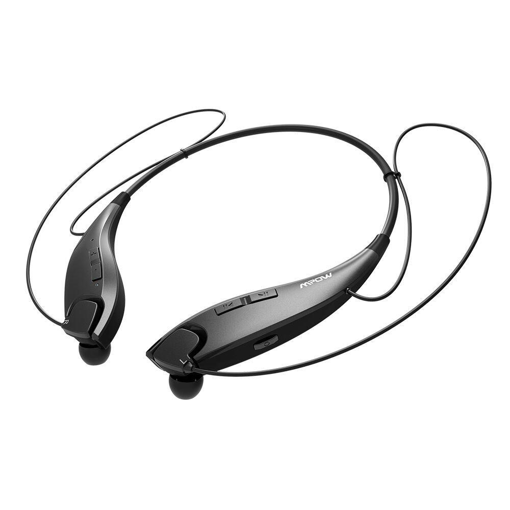 Mpow Jaws  Headphones Noise-Canceling Neckband Headset