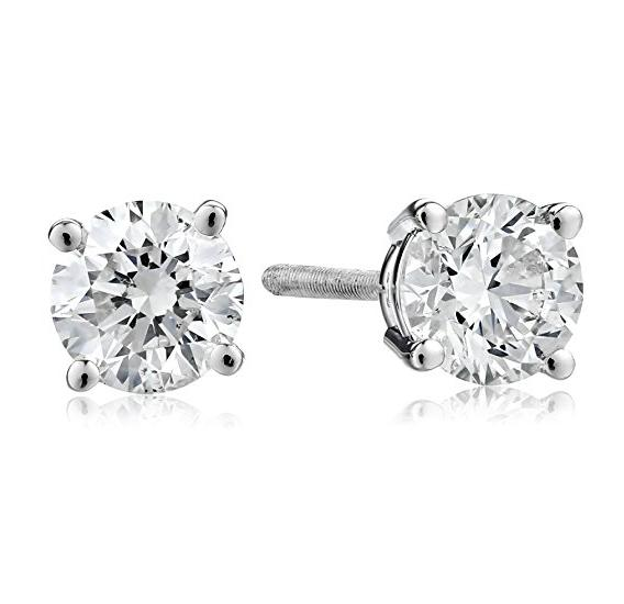 Up to 68% Off Mother's Day Diamond Jewelry Gifts + Free One-Day Ship @ Amazon.com