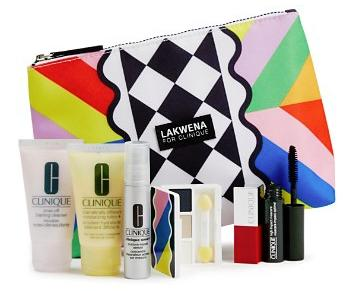 Get 7-Pc. Gift with any $27 Clinique purchase @ Bloomingdales