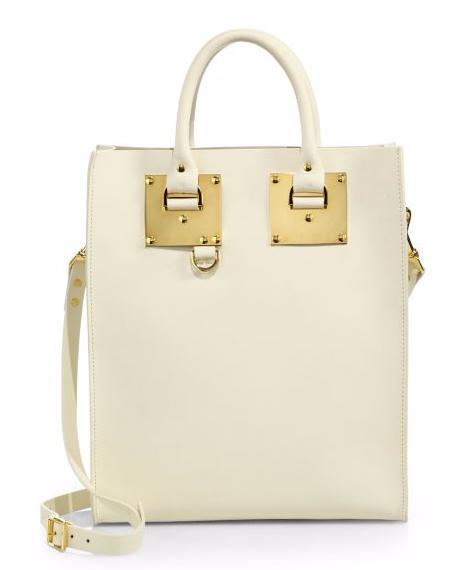 Sophie Hulme Mini Structured Tote @ Saks Fifth Avenue