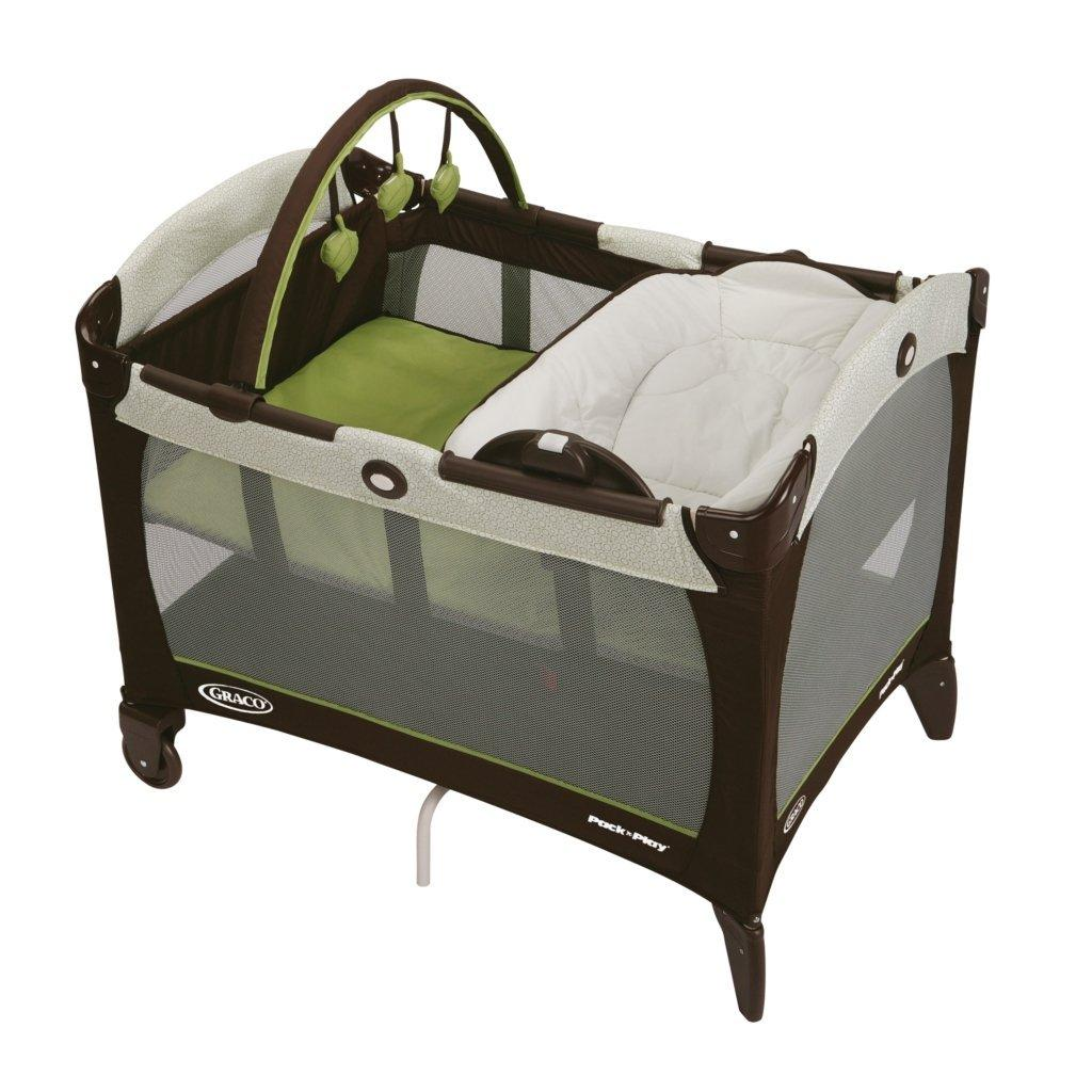 Graco Pack 'n Play Element Playard, Go Green