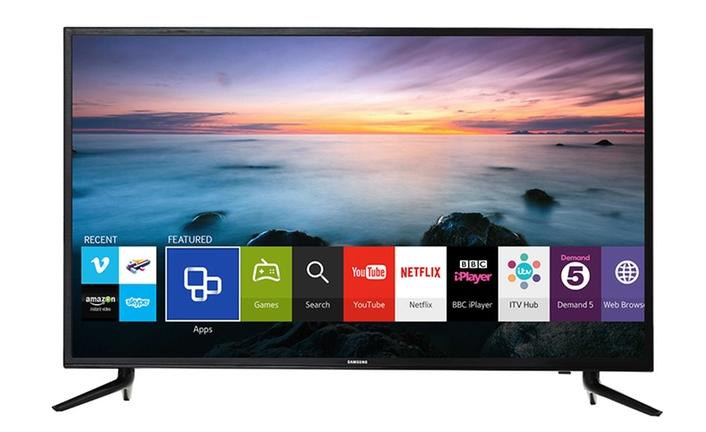 Lowest price! Samsung 40-Inch 4K UHD Smart HDTV