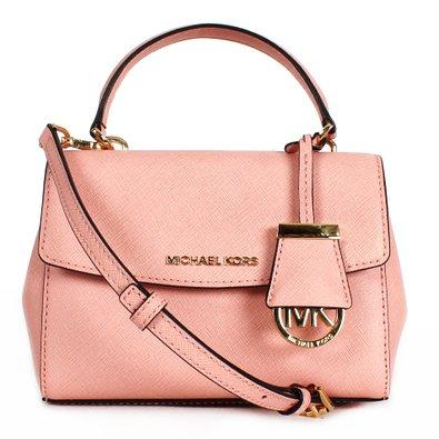 Ava Extra-Small Saffiano Leather Crossbody Sale @ Michael Kors