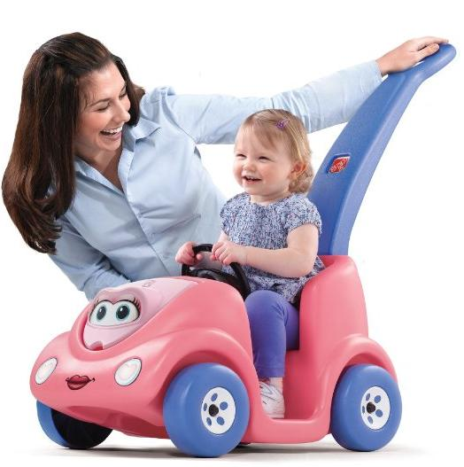 Step2 Push Around Buggy Pink @ Amazon